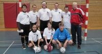 Central European Blind Football League launched in bid to develop sport across continent