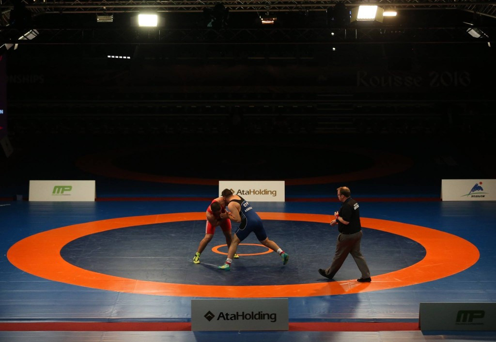 Hat-trick of gold medals for Russia as Under-23 European Wrestling Championships conclude