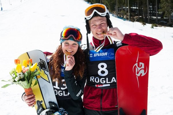 Loginov continues Russian success at FIS Snowboard Junior World Championships