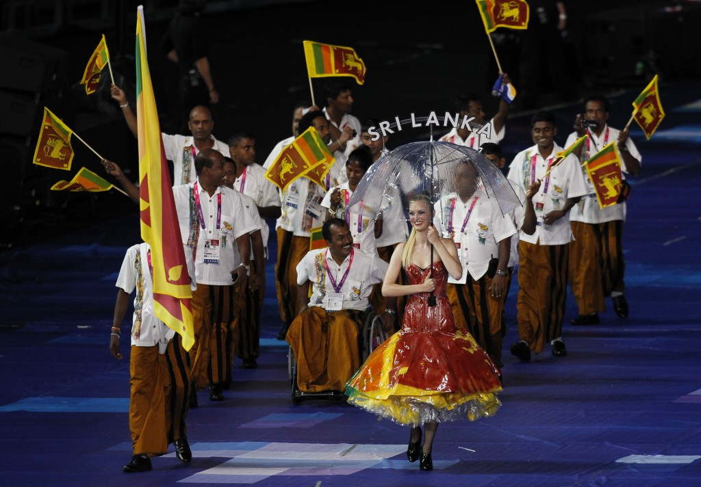 Sri Lanka aiming to send up to 12 athletes to Rio 2016 Paralympics