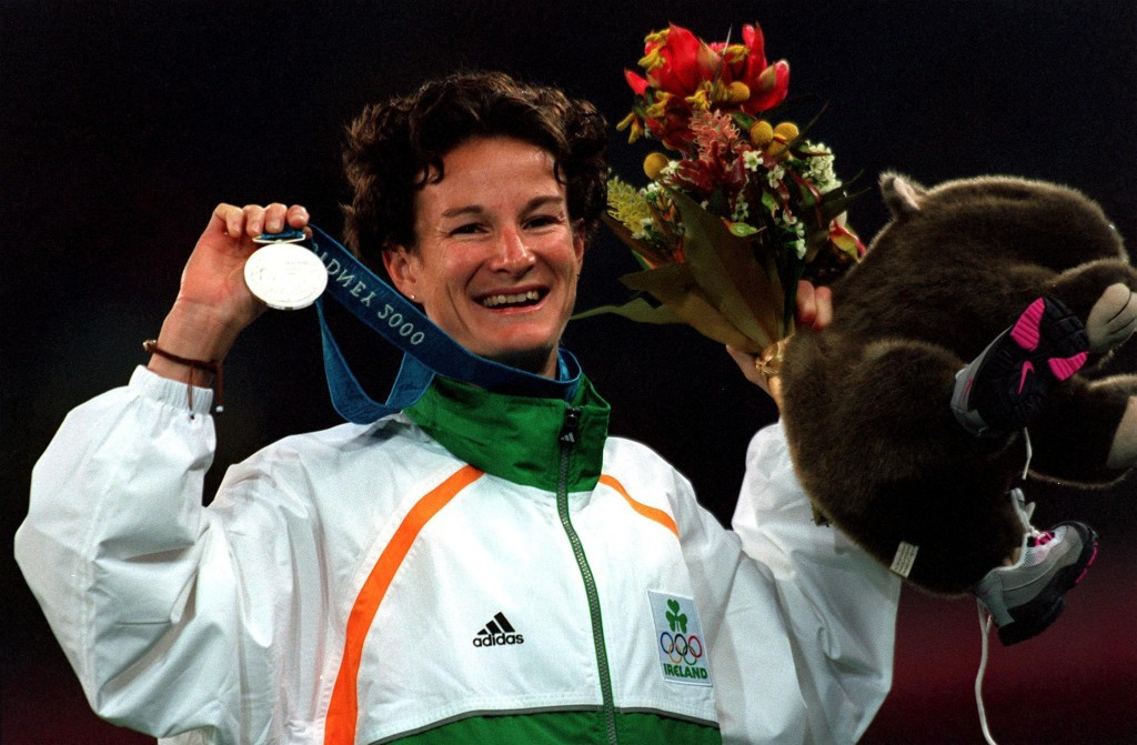 Ireland's Sonia O'Sullivan is among the candidates for a position on the IAAF's ruling Council