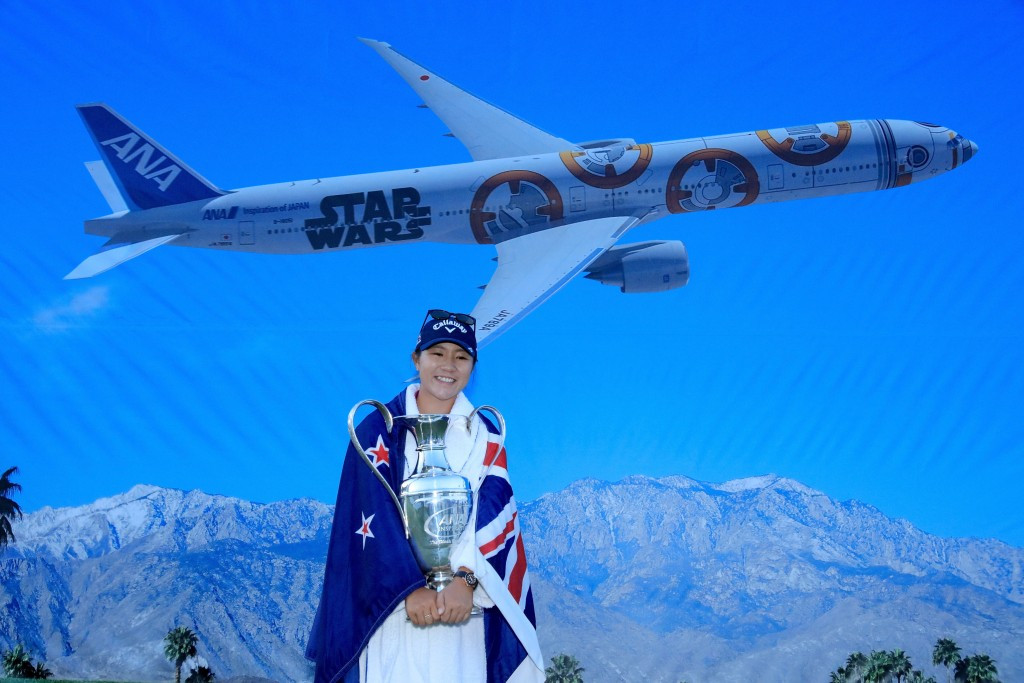 New Zealander Ko becomes youngest golfer to claim two LPGA majors with ANA Inspiration success