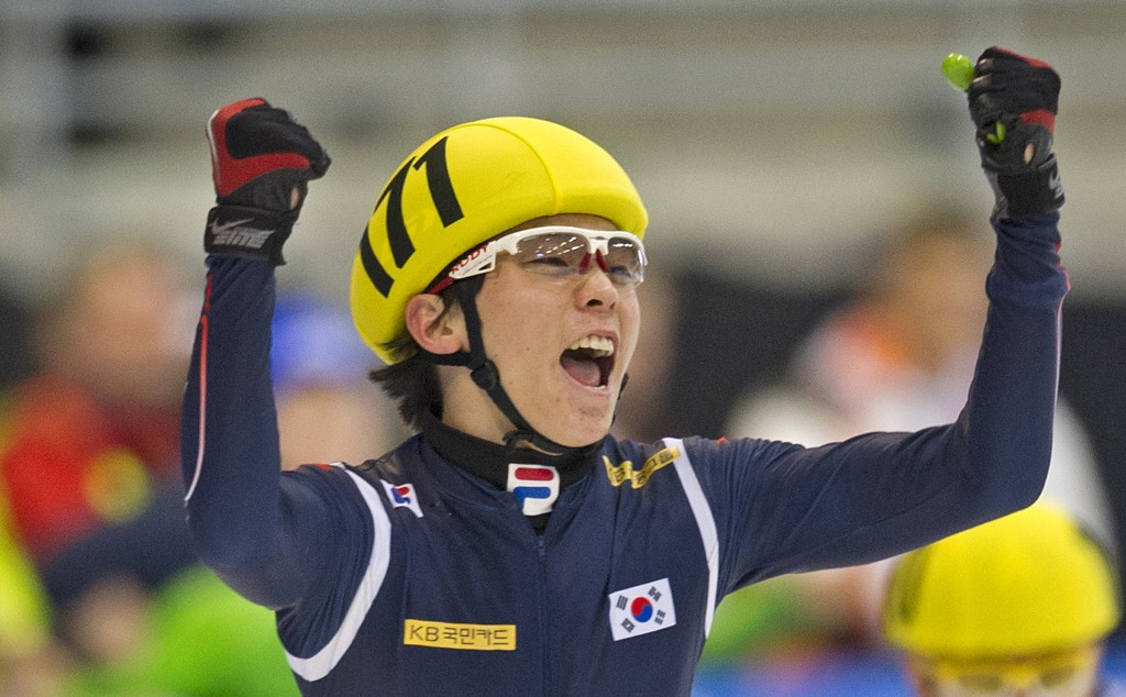 South Korean short track world champion  Noh Jin-kyu has died of cancer at the age of 23 ©Getty Images