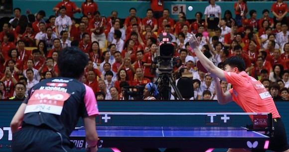 ITTF signs Chinese digital deal with SECA