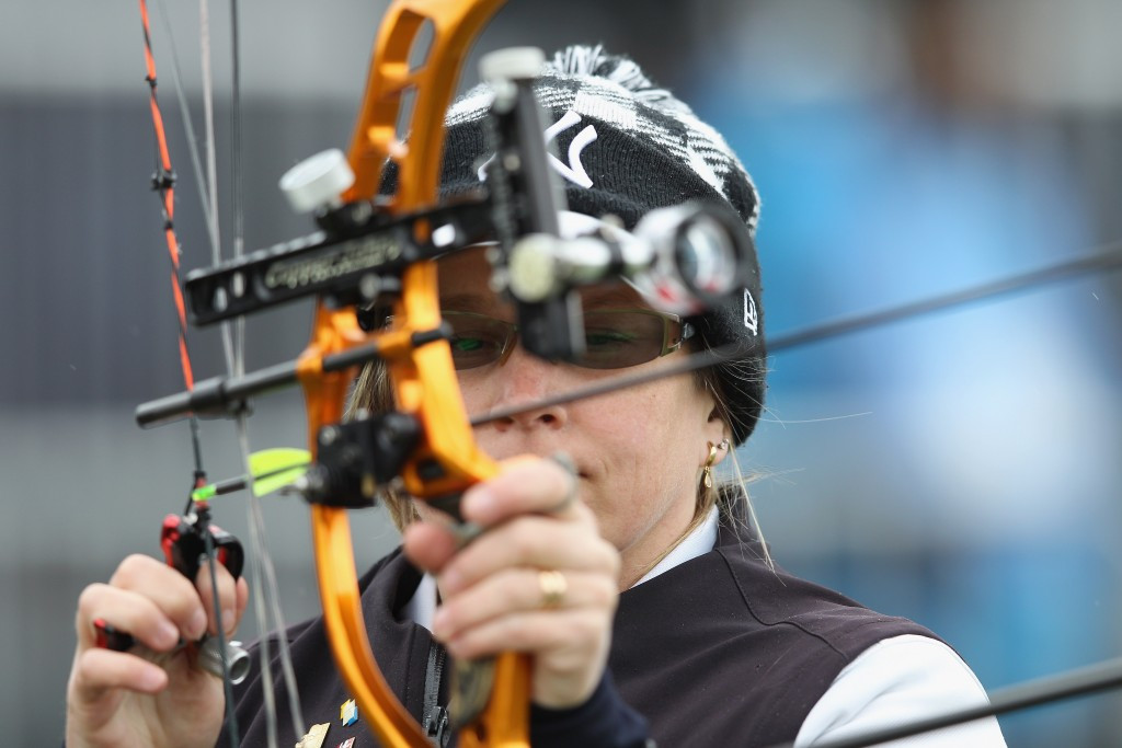 Sweden's Reppe makes strong start to Rio 2016 qualification at European Para-Archery Championships