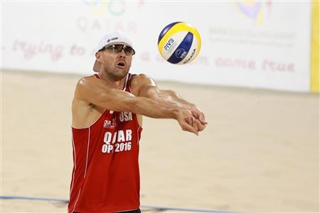 Top seeds off to a flyer at FIVB Qatar Open