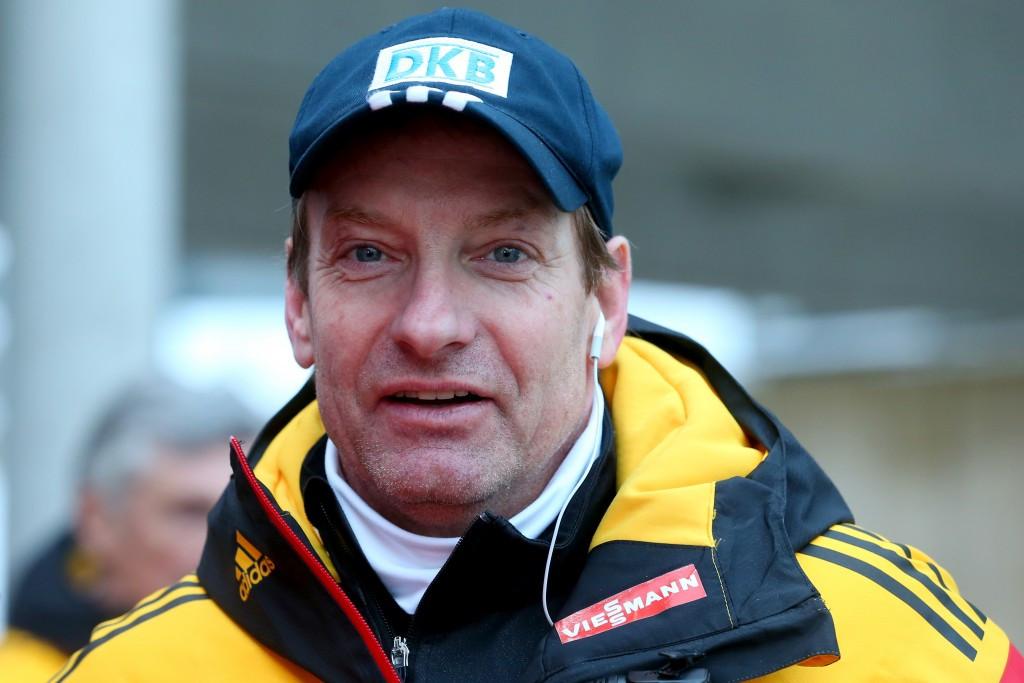 German bobsleigh coach Langen resigns after six years