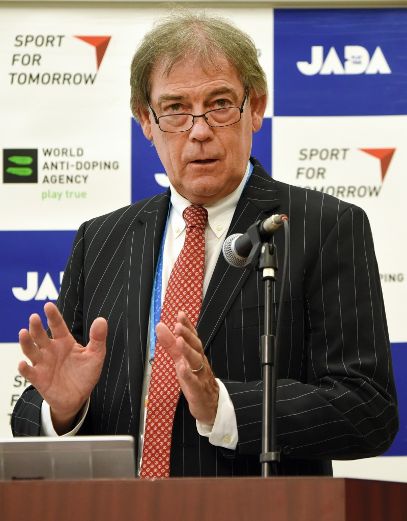 The Dutchman has also named WADA director general David Howman