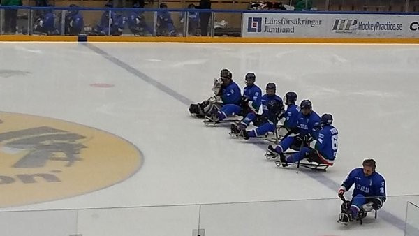 Norway claim second win at Ice Sledge Hockey European Championships