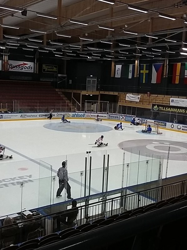 Italy made it two victories out of two in Sweden