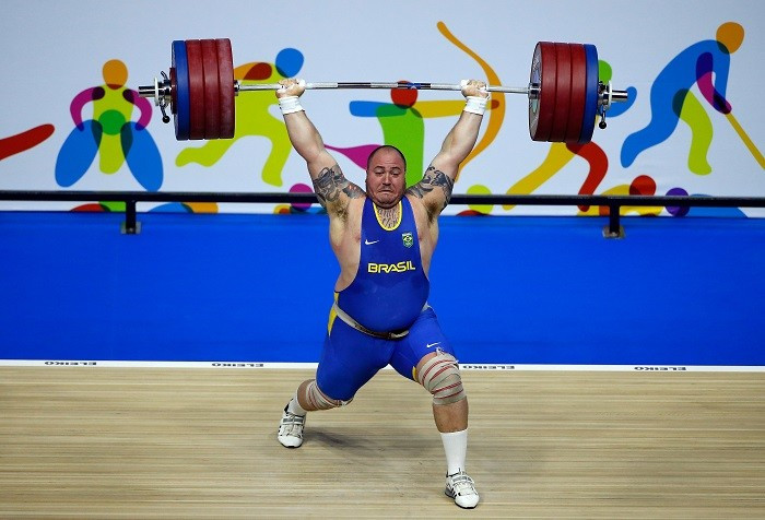The Rio 2016 weightlifting test event begins tomorrow and concludes on Sunday