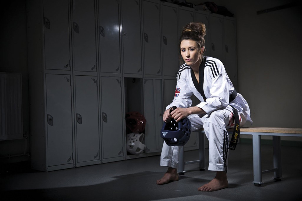 Caption Baku 2015 Ambassador Jade Jones