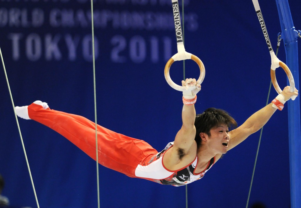 Morinari Watanabe led the Organising Committee for the 2011 Artistic Gymnastics World Championships in Tokyo