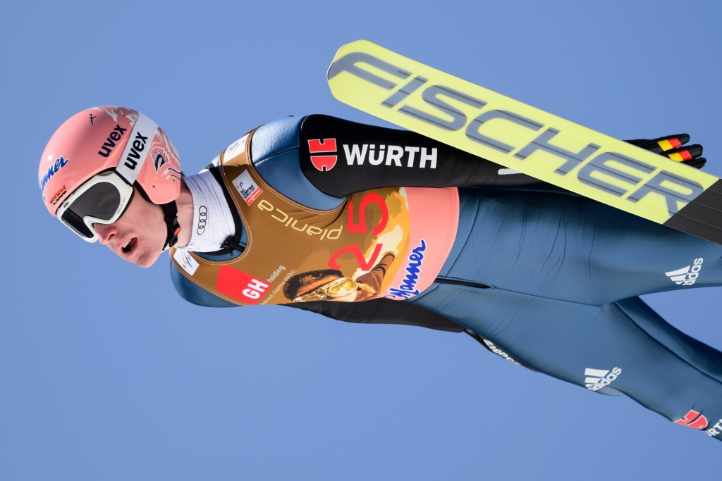 Severin Freund is one of the world's leading ski jumpers