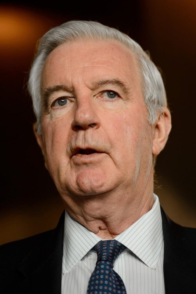 WADA President Sir Craig Reedie has reacted angrily to Hein Verbruggen's words ©Getty Images