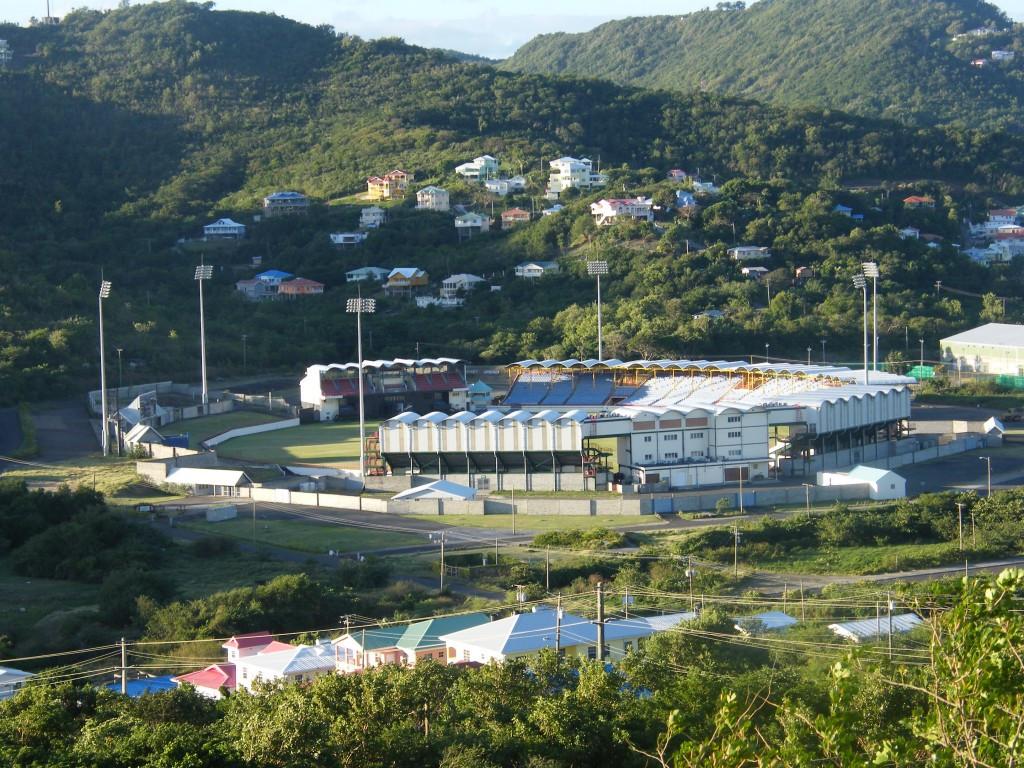 Saint Lucian cricket ground named after World Twenty20 winning captain Darren Sammy