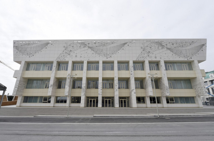 Baku Sports Hall
