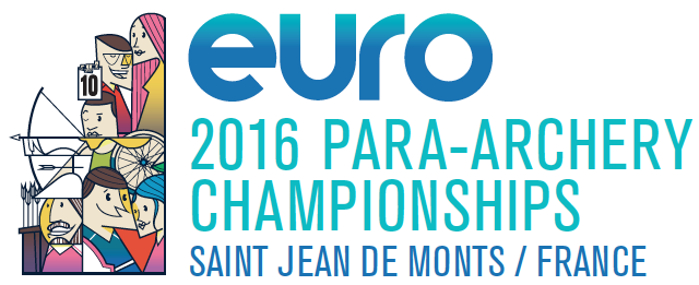 Russia reach two team recurve finals at European Para-Archery Championships