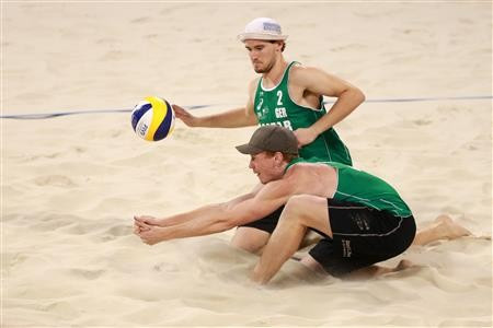 Defending champions through to semi-finals at FIVB World Tour Qatar Open