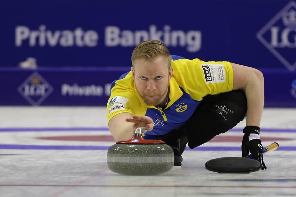 Defending champions Sweden fail to reach play-off stage at World Men's Curling Championship