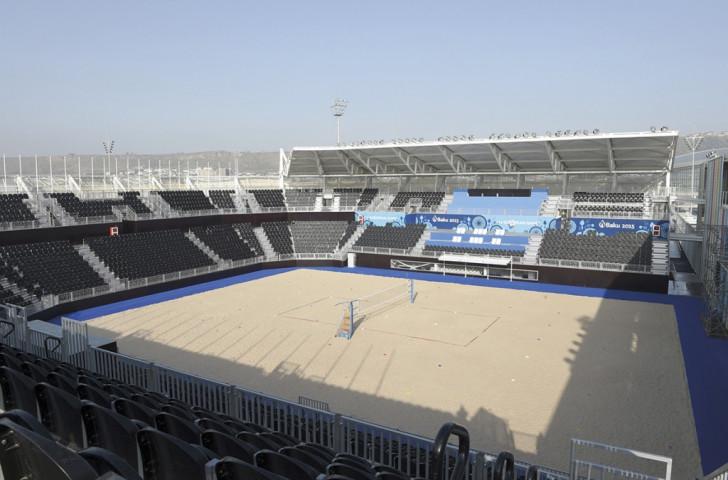 Beach Arena