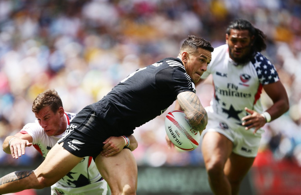 Rugby World Cup winner Sonny Bill Williams is a household name who has switched to the sevens format of the game