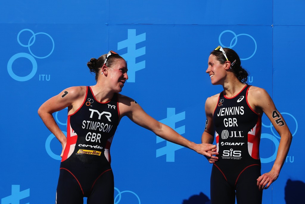 Jodie Stimpson and Helen Jenkins will go head-to-head for the final women's place in the British team