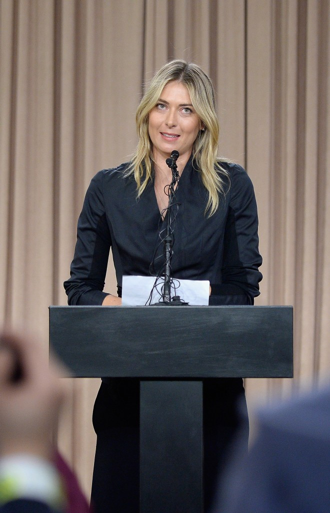 Revelations by tennis player Maria Sharapova began the meldonium crisis