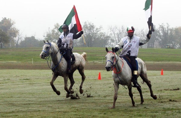 The UAE has been stripped of the World Endurance Championships ©EEF