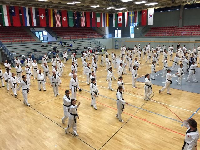 Croatia strike gold twice on opening day of World Taekwondo President's Cup