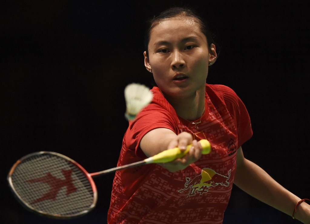 Women's top seed a victim on quarter-finals day at BWF Malaysia Super Series Premier