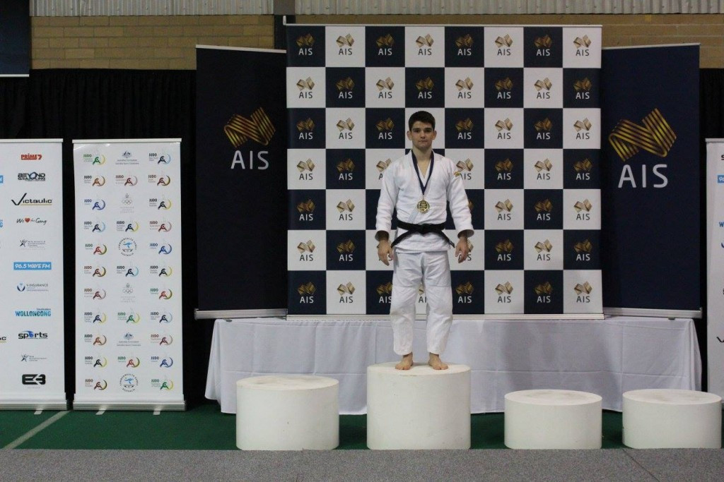 Katz brothers both win gold as Australia reach double figures on opening day of Oceania Judo Championships