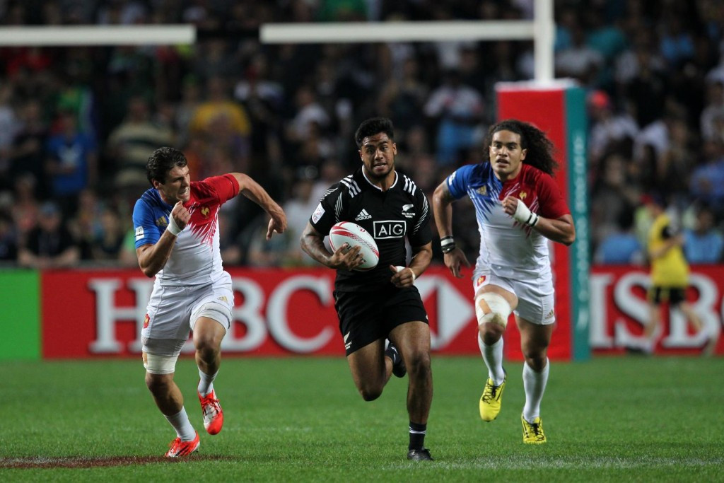 New Zealand came from 17-0 down to beat France