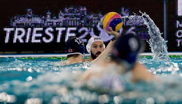 Canada were beaten by Spain in Trieste