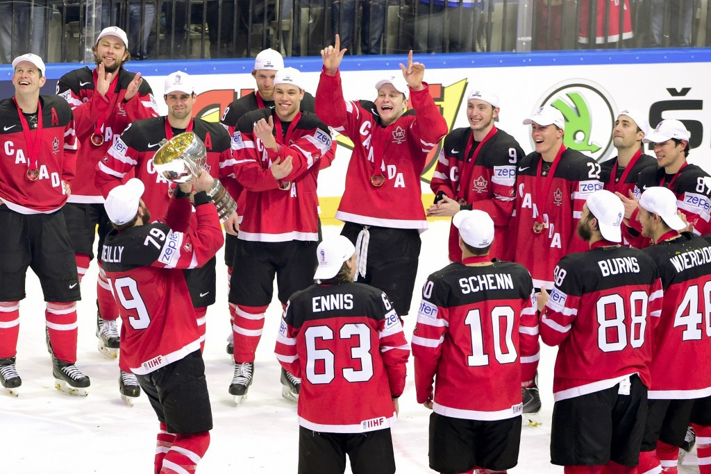Canada will begin as the defending champions
