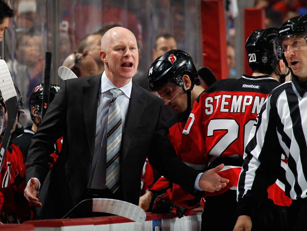 Hynes to lead United States at IIHF World Championship