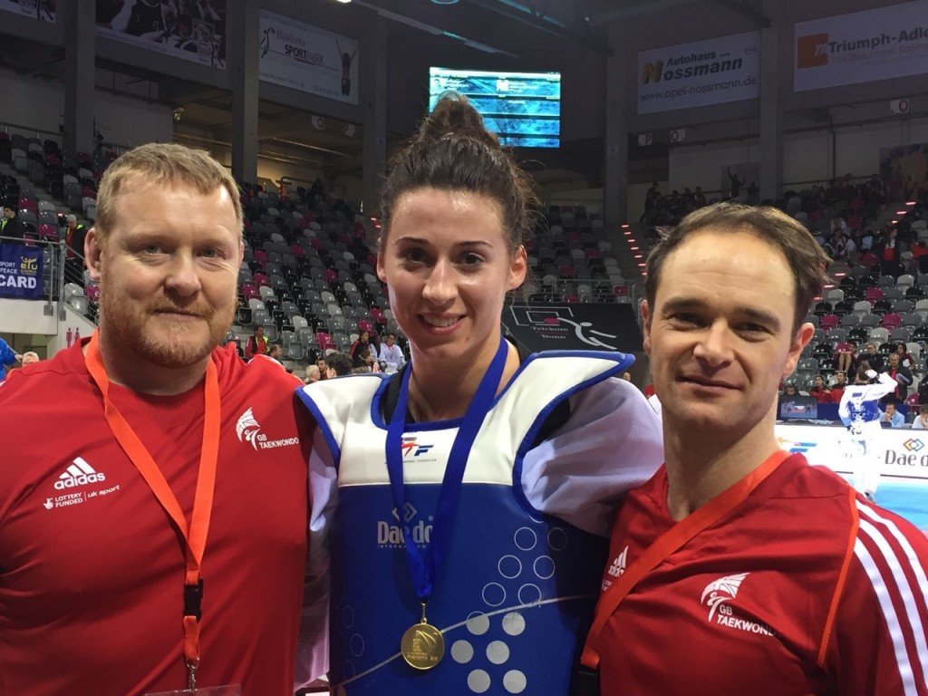 World champion Walkden claims landmark win for Britain at World Taekwondo President's Cup