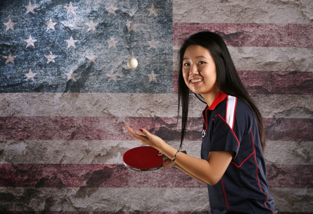Zhang earns Rio 2016 table tennis spot at North American Olympic qualifier