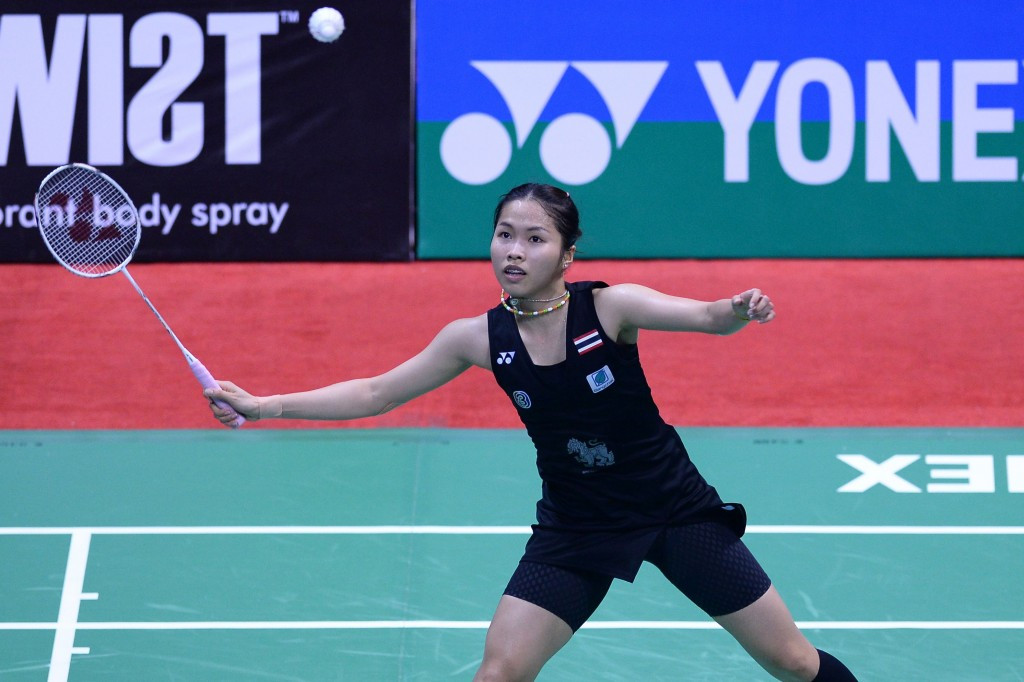 Ratchanok Intanon has reached a second Super Series final in a row