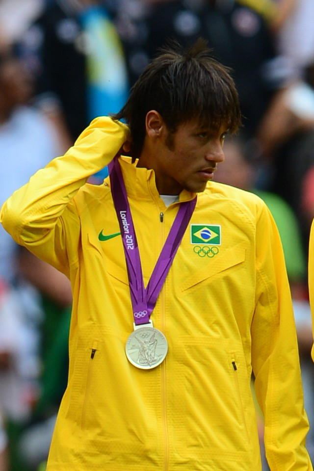 Neymar will be keen to go one better than his London 2012 Olympic silver medal gained after Brazil's loss to Mexico in the final ©Getty Images