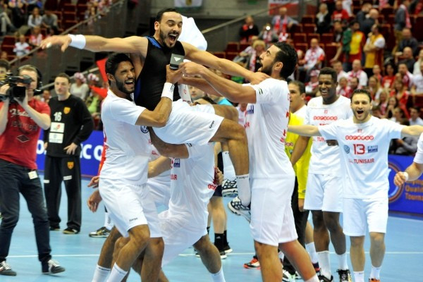 Poland and Tunisia reach men's Rio 2016 handball tournament