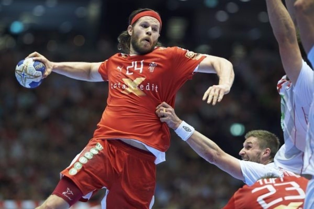 Denmark closed on Olympic qualification