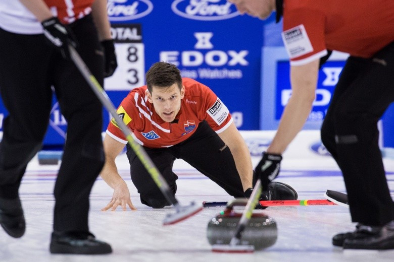 Denmark comfortably defeated the United States to reach the gold medal tie ©WCF