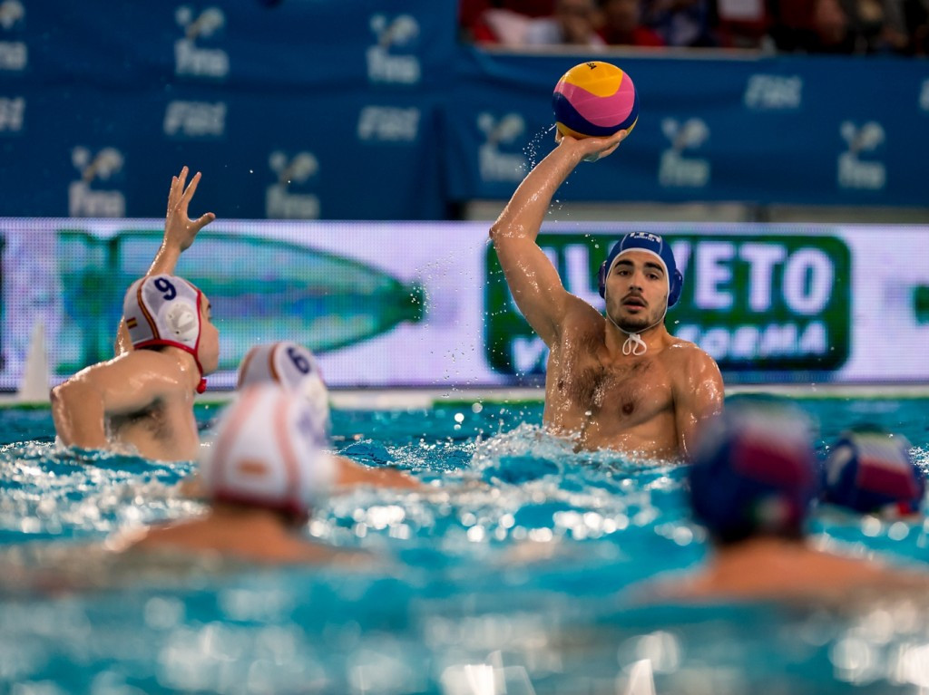 Italy win thriller to set up water polo Olympic qualifier final with Hungary