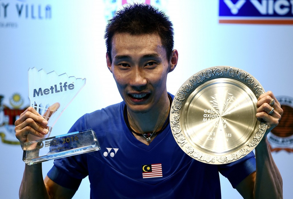 Lee beats world number one Chen to clinch 11th BWF Malaysia Open title