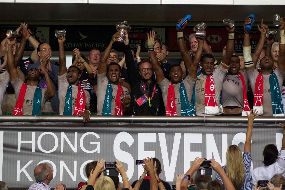 Fiji win Hong Kong Sevens with victory over New Zealand to extend Series lead