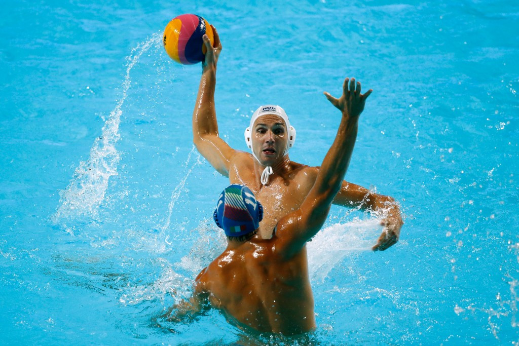 Hungary win Men's Water Polo Olympic Games Qualification Tournament with victory over Italy