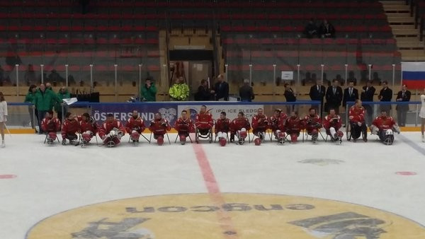 Russia wrap up IPC Ice Sledge Hockey European Championships gold medal with thumping win over Norway