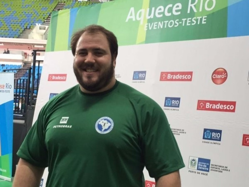 Leading Brazilian hope Fernando Reis withdrew through injury ©Twitter