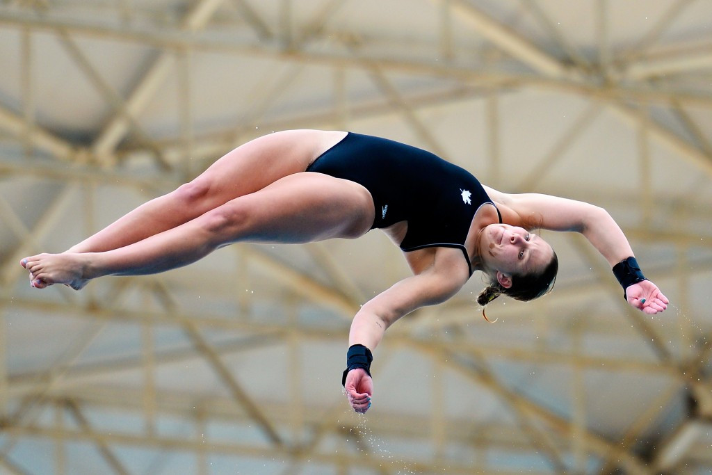 Filion secures gold for hosts Canada with fine final dive at FINA Diving Grand Prix in Gatineau
